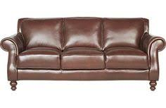 picture of martello blue leather sofa from furniture u2026 pinteres u2026