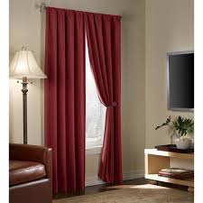 noise cancelling window treatment home decorating interior
