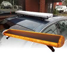 roof rack emergency light bar 47 amber 88led emergency warning beacon tow truck strobe light bar