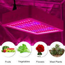 full spectrum light for plants castnoo 500w full spectrum high yield led grow light best for indoor