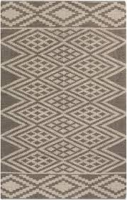 Aztec Area Rug Aztec Rug Wool Colors And Gray