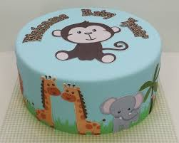 baby shower cakes 1