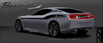 2015 dodge avenger srt 2019 dodge barracuda the rumored car