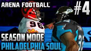 arena football xbox philadelphia soul season mode ep4