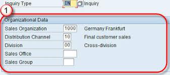 sales order table in sap sap sales document tutorial va01 va02 va03
