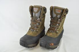 the north face winter boots ebay mount mercy university