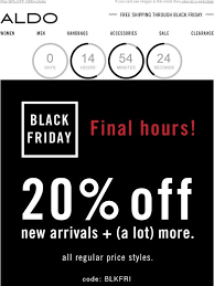 aldo black friday 734 best ins images on pinterest email design email newsletters