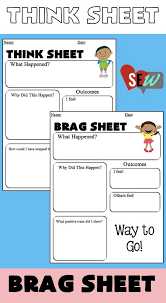 Guidance Counselor Brag Sheet 130 Best Responsive Classroom Images On