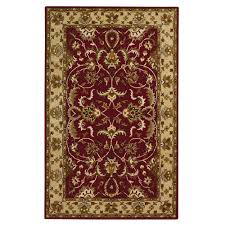 Home Decorators Collection Review by Home Decorators Collection Constantine Burgundy 8 Ft X 11 Ft