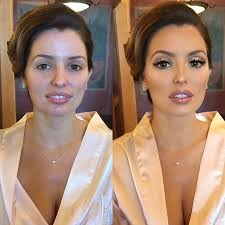 makeup that looks airbrushed airbrush makeup for my wedding day this looks and is