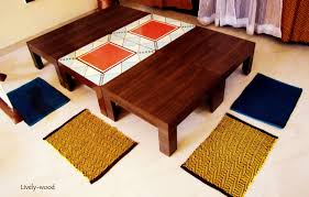 Japanese Style Dining Table by Furniture Lovely Modern Designs Revolving Around Ese Dining