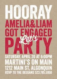 Engagement Party Invites 22 Engagement Party Invitations You U0027ll Want To U0027say Yes U0027 To