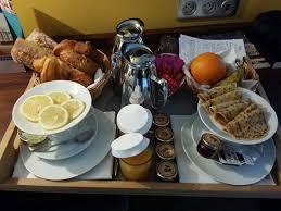chambre et petit dejeuner petit déjeuner en chambre picture of hotel le nouveau monde