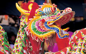 chinese dragon carnival chinese dragon dancing rehearsal