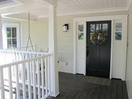 Solid Wood Exterior Doors Wood Entry Door Wreath With Bench Swing And Black Entry Door Solid