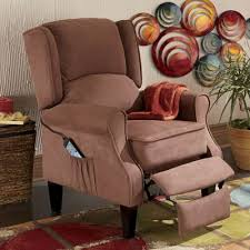 heated massage wingback recliner from seventh avenue 705483