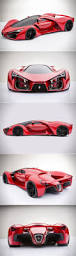ferrari manifesto these 12 concepts show what auto designers think ferraris will