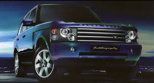 wrapped range rover autobiography charting 21 years of the range rover autobiography