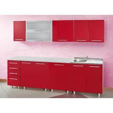 mobilier cuisine pas cher cuisine discount en kit coloris module de 2m60