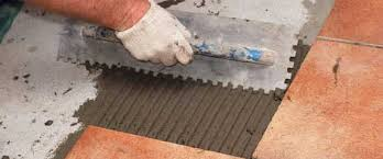 Laying Ceramic Floor Tile Moisture Problems Between The Flooring And The Slab