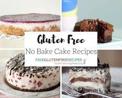gluten free desserts best no bake recipes faveglutenfreerecipes