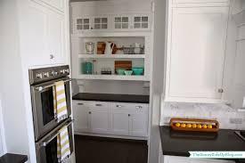 Pantry Shelf Butler U0027s Pantry Shelves Decorated The Sunny Side Up Blog