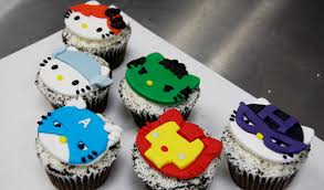 marvel u0027s the avengers hello kitty cupcake mashup disney every day
