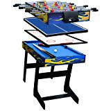 medal sports game table amazon com medal sports 48 10 in 1 multi game toy table toys games