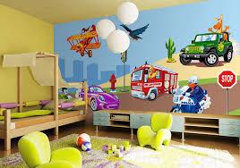 fototapete kinderzimmer junge de pumpink trendige schlafzimmer farben