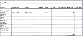 Sample Home Budget Spreadsheet 5 Home Renovation Spreadsheet Excel Spreadsheets Group
