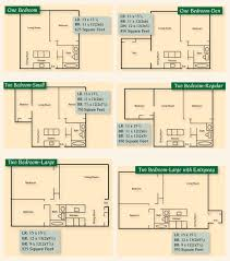2 bedroom floorplans apartment floor plans westchester park apartments