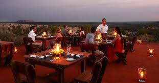 Voyages Desert Gardens Hotel Ayers Rock by Bush Tucker Journeys At Uluru Gourmet Traveller