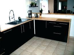 meuble de cuisine noir laqué meuble cuisine noir cuisine noir laque ikea impressionnant cuisine