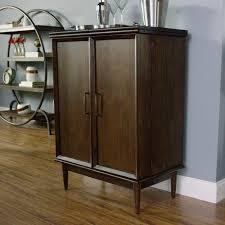 world market bar cabinet wood mid century style randi bar world market