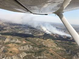 Missouri Wildfire Map by Wildfire In Western N D 95 Percent Contained North Dakota News