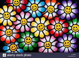 Smiley Flowers - patches stock photos u0026 patches stock images alamy