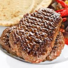 cuisine steak haché 2 x 6oz s hache steaks