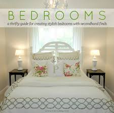livelovediy decorating bedrooms with secondhand finds the guest