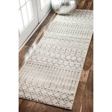 Coral Runner Rug Grey Runner Rugs Shop The Best Deals For Oct 2017 Overstock Com