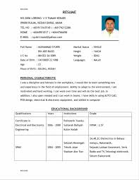 Best Resume Samples Of Freshers by Best Resume Samples For Freshers Job Within Good Outlines It
