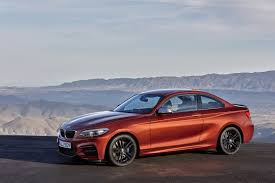 Sunset Orange by Bmw Facelifted The 2018 2 Series And M2 Can You Tell
