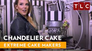 Chandelier Makers Chandelier Cake Extreme Cake Makers Youtube
