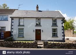 Ireland Bed And Breakfast Old Traditional Whitewashed House Now A Bed And Breakfast In