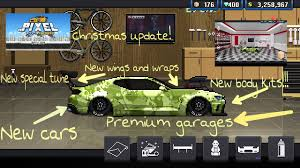 pixel car racer pixel car racer update new everything new 6 second tune free crates