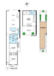 Victorian House Floor Plans by Floor Plan 94 Richardson Street Pinterest House Narrow