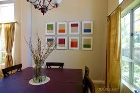 diy color block art a casarella diy color block art