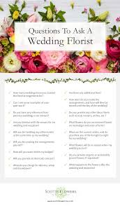 wedding flowers questions to ask devyn leigh events what to ask my florist