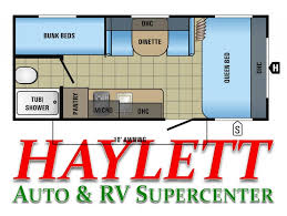Jayco Travel Trailers Floor Plans by 2018 Jayco Jay Flight Slx 174bh Travel Trailer Coldwater Mi