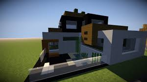 Maison Ancienne Et Moderne by Tuto Maison Moderne 16x16 Minecraft Kuikori Youtube
