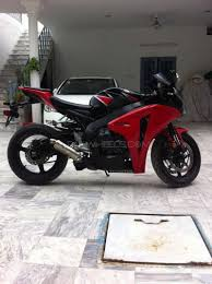 hero honda cbr used honda cbr 1000rr 2011 bike for sale in islamabad 152085